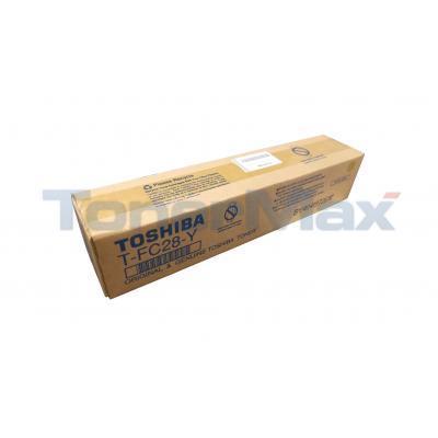 TOSHIBA E-STUDIO 4520C TONER YELLOW